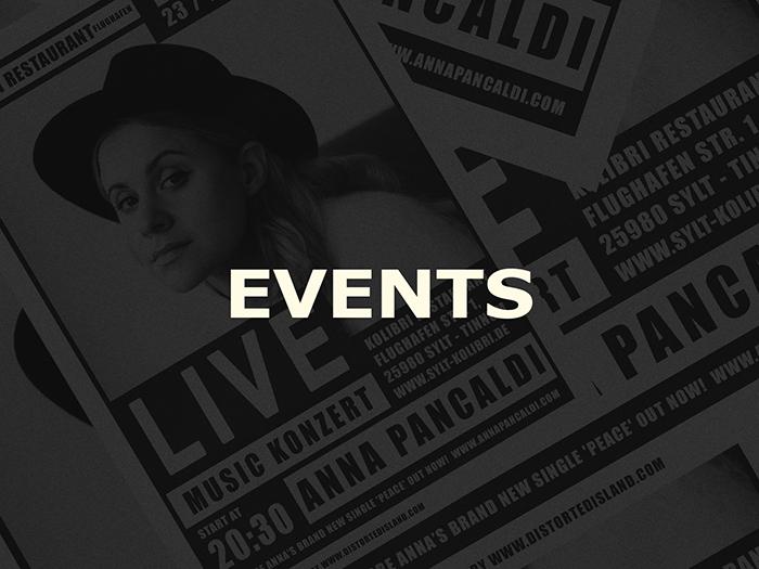 Kolibri Veranstaltungs-Highlights
