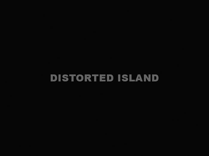 Distorted Island
