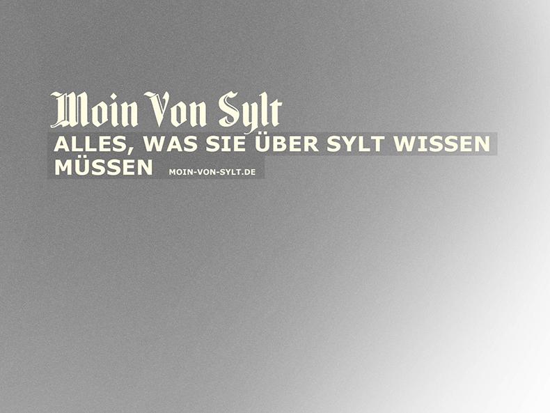 Moin Von Sylt - Alles, was Sie über sylt wissen müssen